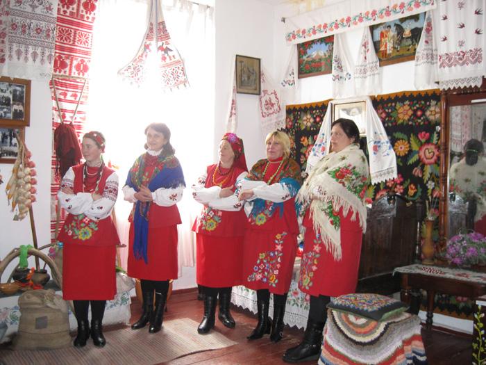Музей Украинской свадьбы, InGreen, Полтава