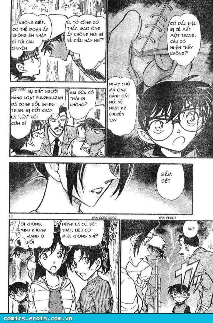 Detective Conan Chap 617 - Truyen.Chap.VN