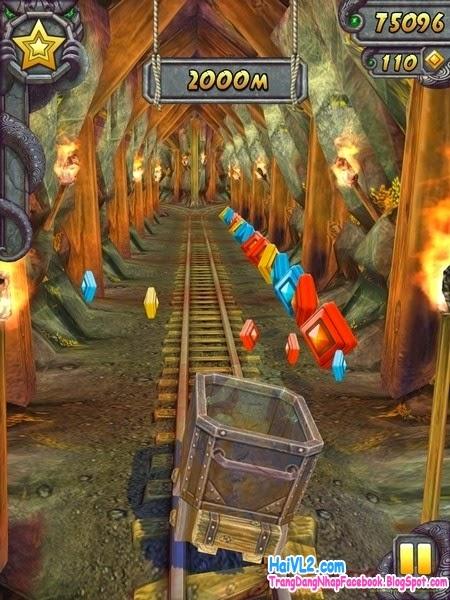 tải game Temple run 2 cho iphone 5