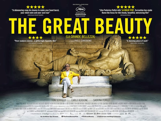 Η Τέλεια Ομορφιά La Grande Bellezza Wallpaper