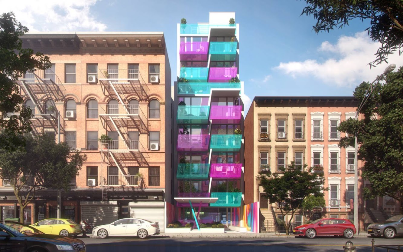 News: 329 PLEASANT AVENUE by KARIM RASHID