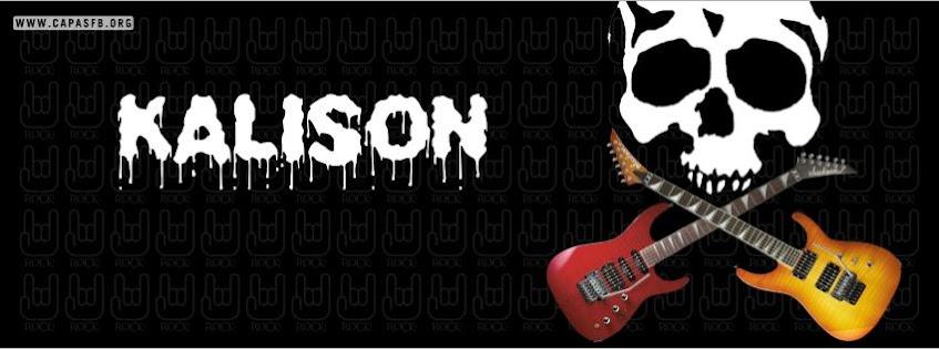 Capas para Facebook Kalison