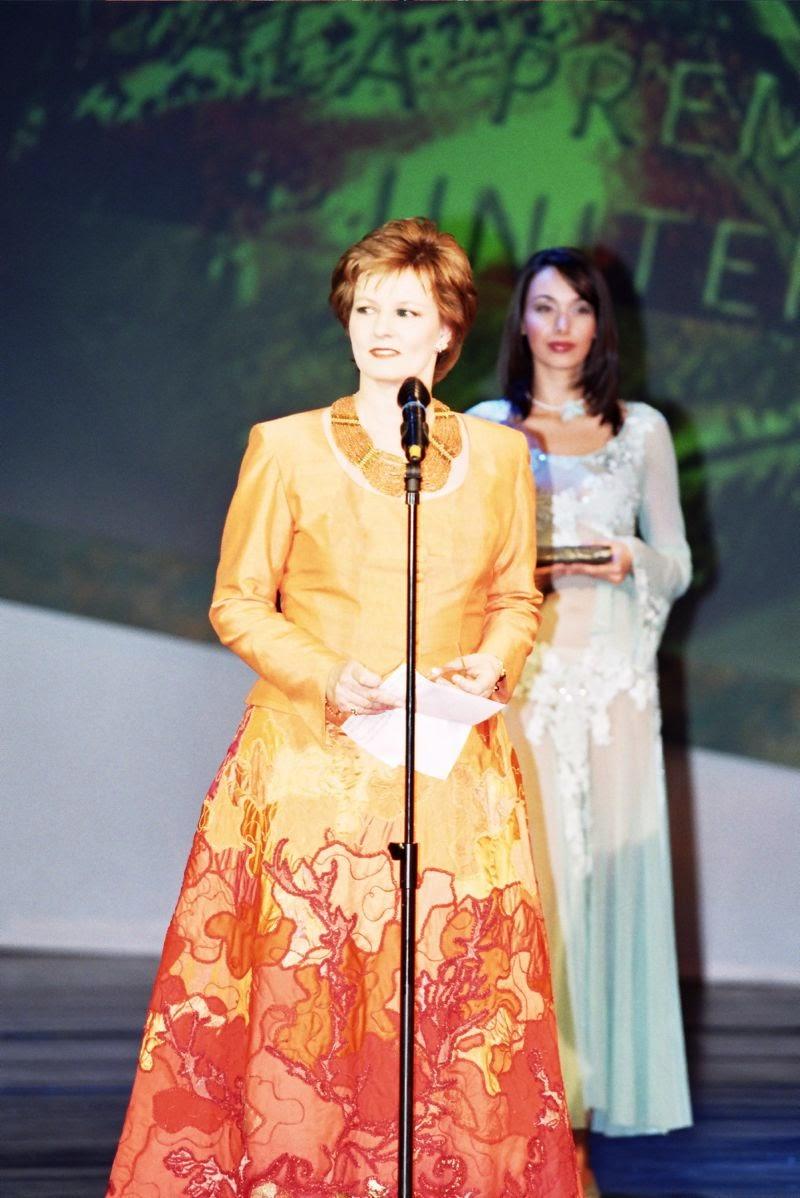 Principesa Margareta a României la Gala Uniter 2003
