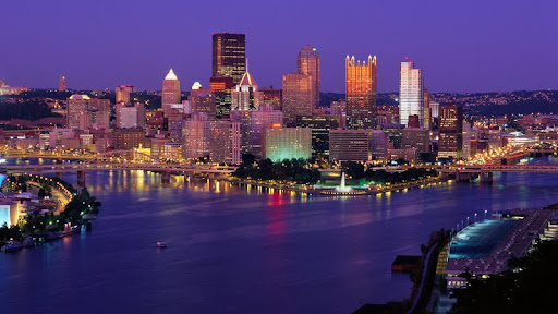 Downtown Pittsburgh at Night, Pennsylvania.jpg