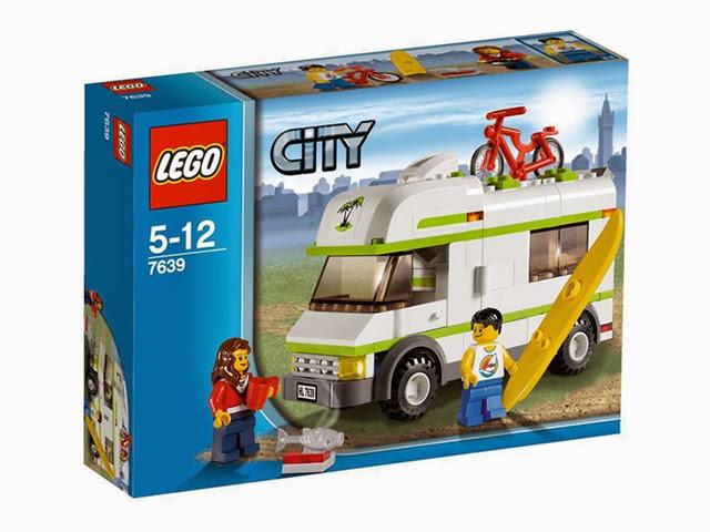 7639 レゴ キャンピングカー