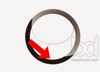 Gambar 11. Membuat efek lensa di Corel Draw