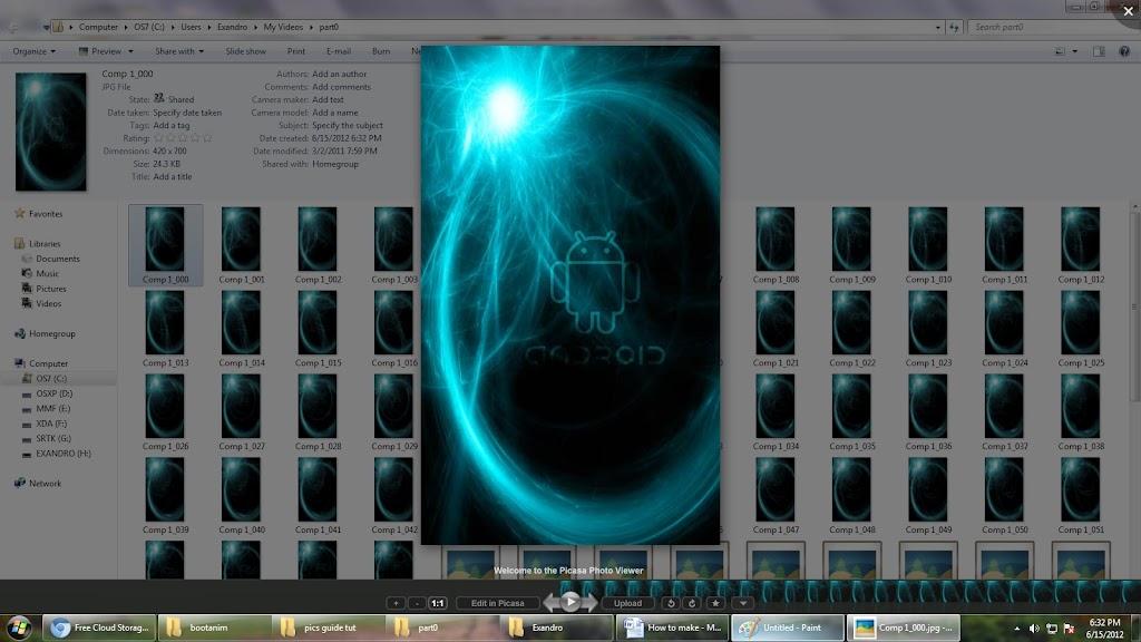 [GUIDE] Créer ou porter n'importe quelle animation de démarrage via des vidéos/images [Bootanimation] [25.11.2013] 11