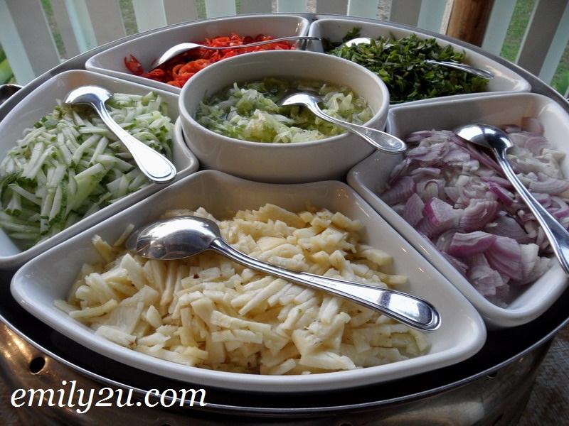 Ramadan buffet IHI
