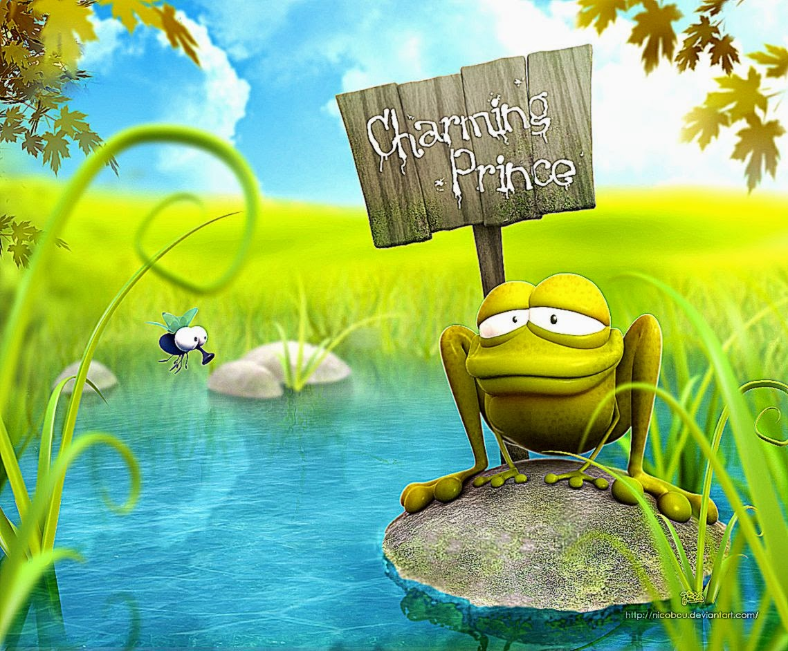 wallpaper 3d cartoon animal desktop mobile | wallpaper background