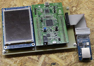 STM32F4 Adapter Board  Version 1 - Moreto Home Page