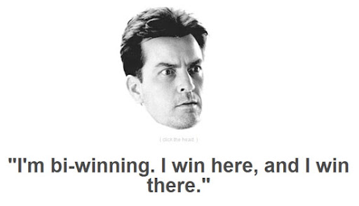 charlie sheen winning shirt hot topic. Charlie Sheen: a highly