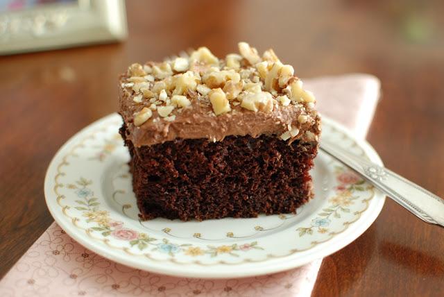 1 - Devils Food Cake