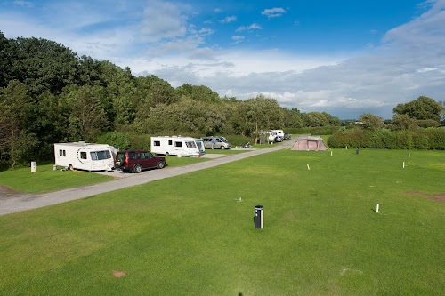 Barnard Castle Camping and Caravanning Club Site at Barnard Castle Camping and Caravanning Club Site