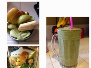 My Green Smoothie 2/27/14