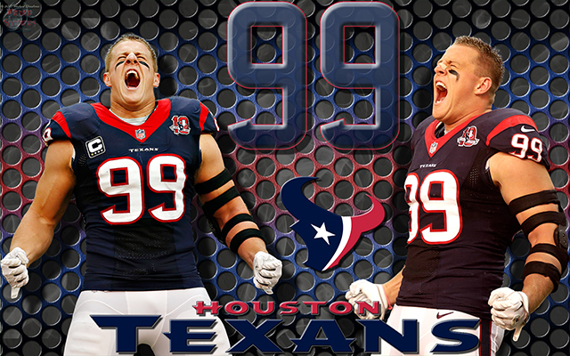 J.J Watt 2012 Wicked Wallpaper