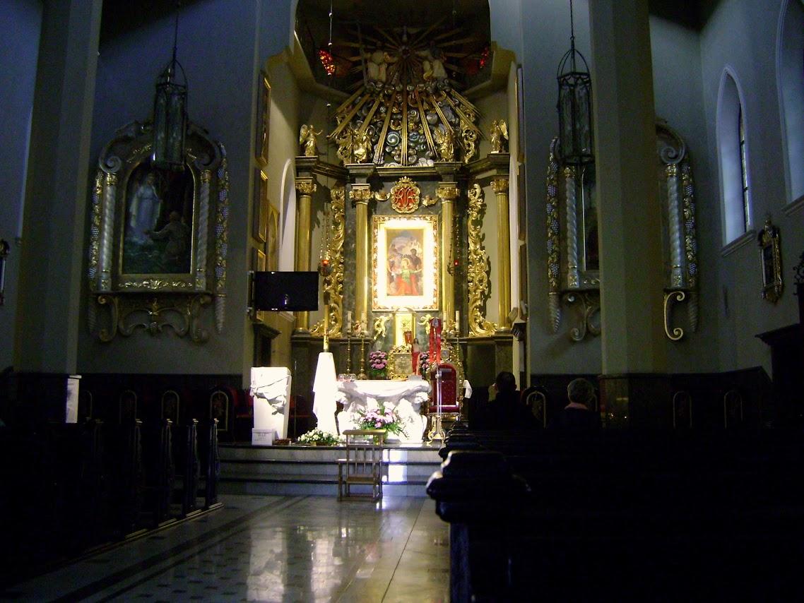 kościół św. Doroty w Licheniu