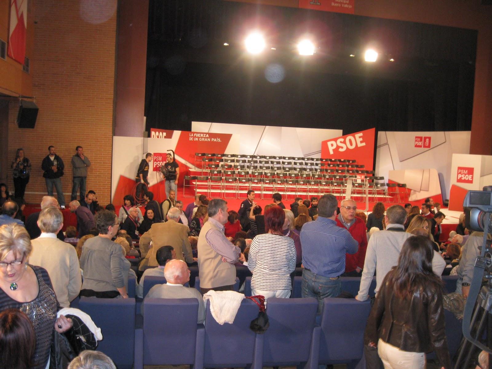 Vecinos por alcorc n presentaci n de candidatos a - Teatro buero vallejo alcorcon ...