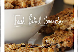 Fresh Baked Granola