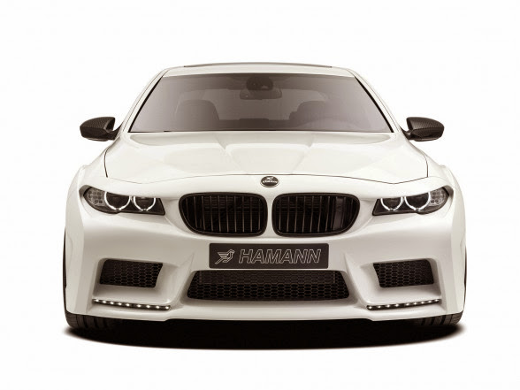 2013 BMW M5 Mi5Sion by Hamann - Front