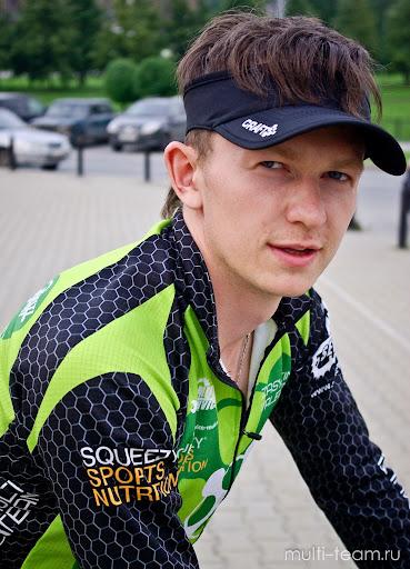 Ironman Nice 2012 - Валентин Засыпкин - Команда Multi-Team