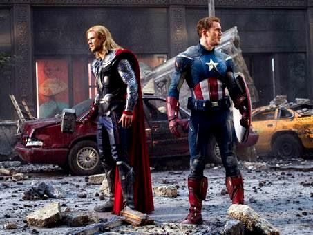 New Avengers Still