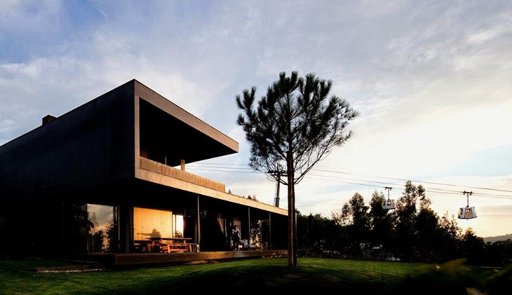 Modern Mansion in Portugal