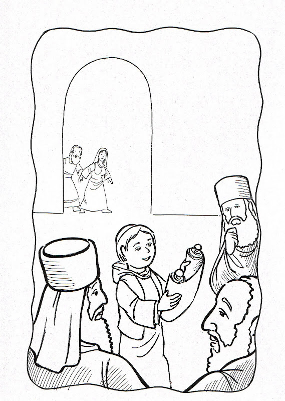 i went walking story coloring pages - photo #15