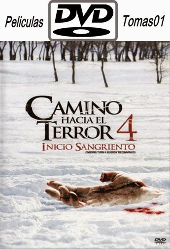 Camino Hacia el Terror 4 (2011) DVDRip