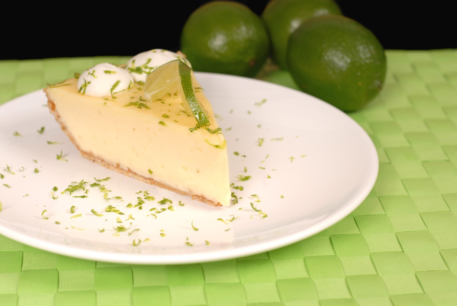 Healthy Key Lime Pie Recipes