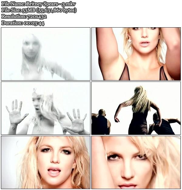 Britney Spears 3 HD