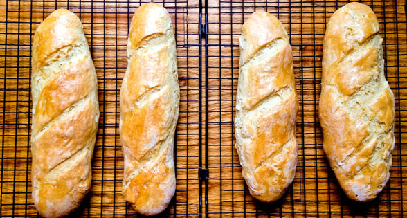 Low Sodium French Bread Recipe (*sodium free)