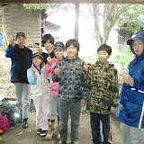 隊集会「焚火と刃物」4月22日(日)城山キャンプ場
