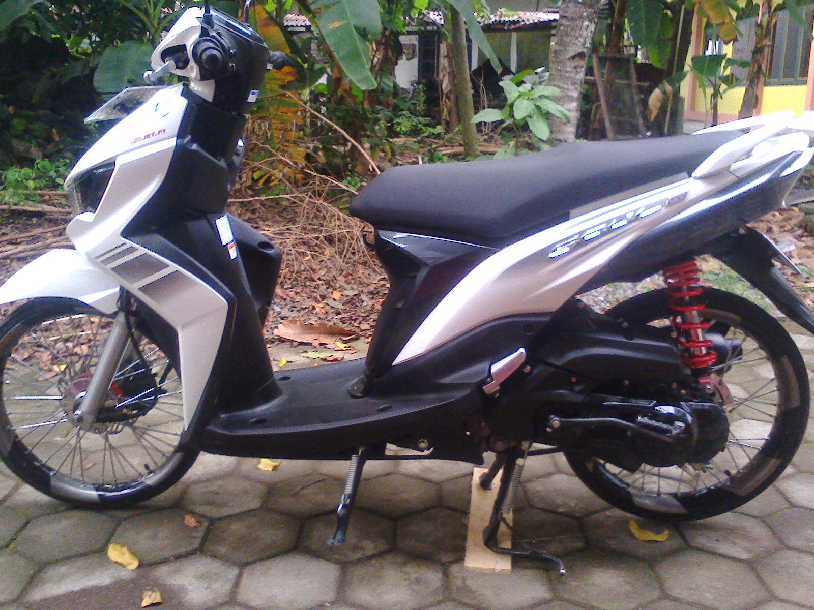 Mio Soul Gt Modifikasi Simple