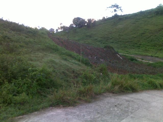 zigzagging uphills of malobog, cebu city