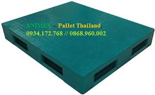 Pallet nhựa 180mm Thailand