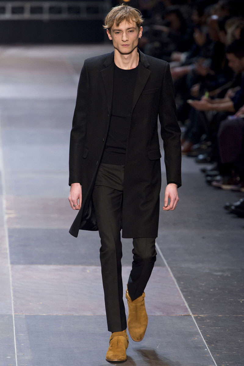 Coute Que Coute Saint Laurent Autumn Winter 2013 14 Men S