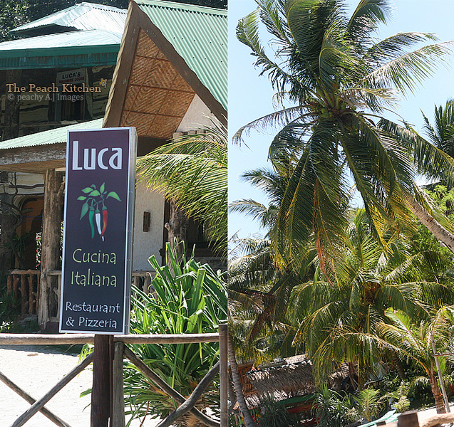 Luca Cucina Italiana Restaurant and Pizzeria, Puerto Galera
