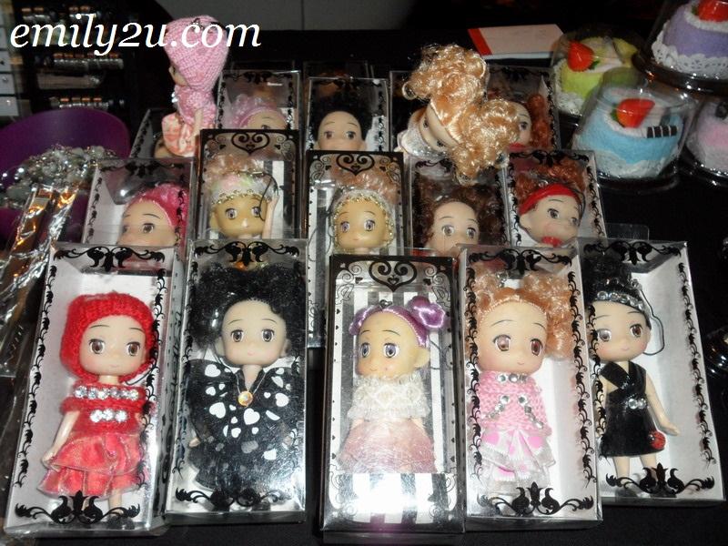 local Harajuku dolls