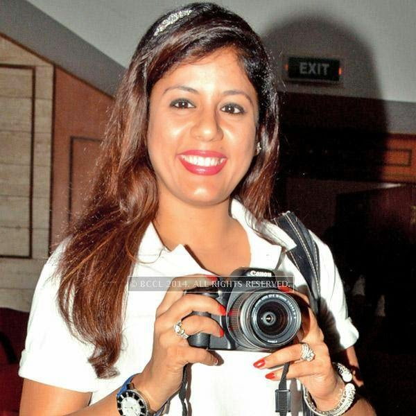 Shweta Bhuchar during the Lucknow Theatre Festival which was organised in the city from July 17.