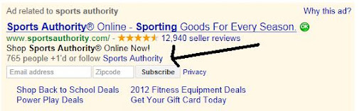 Google Enables Monetization Potential w Subscribe Function in Search Listing