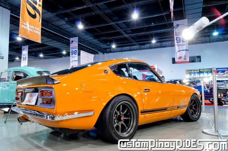 Orange Hotness - Datsun 240Z Devil Z Custom Pinoy Rides Car Photography Manila Philippines Philip Aragones THE aSTIG pic3