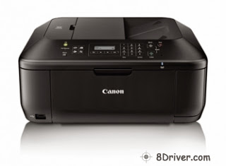 download Canon PIXMA MX452 printer's driver