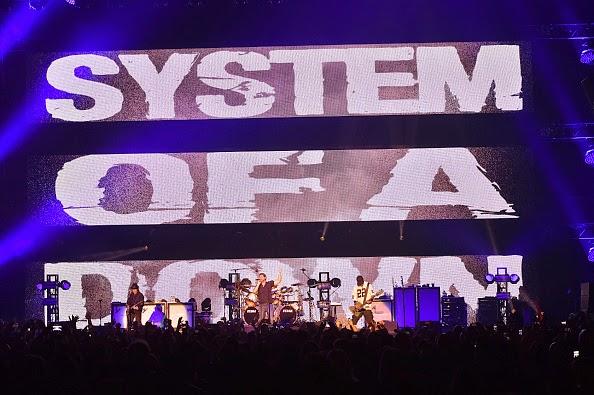 Show do System of a Down na Armênia será documentado