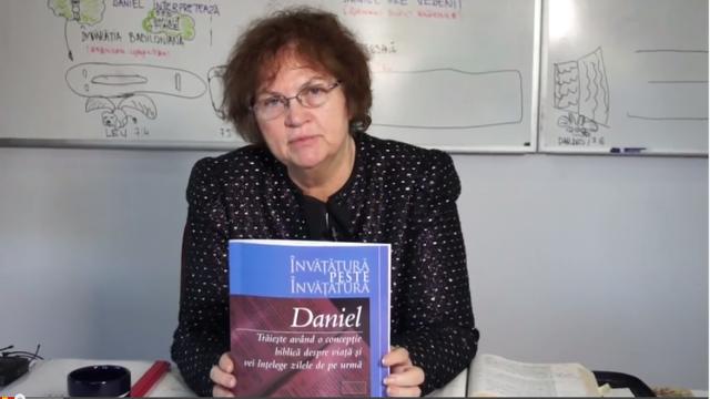 Compararea celor trei visuri - Daniel, lecția 12
