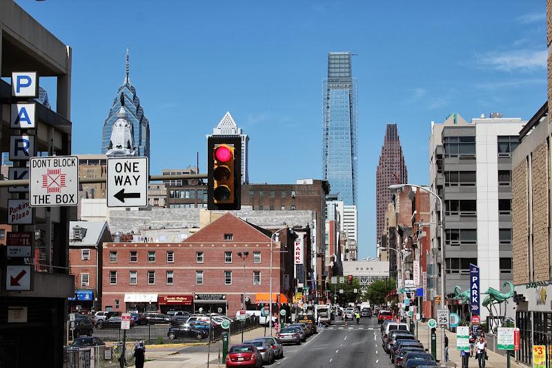 Philadelphia. Bus.