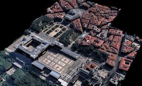 Ortofoto verdadera de alta resolución de la Ciudad de Madrid