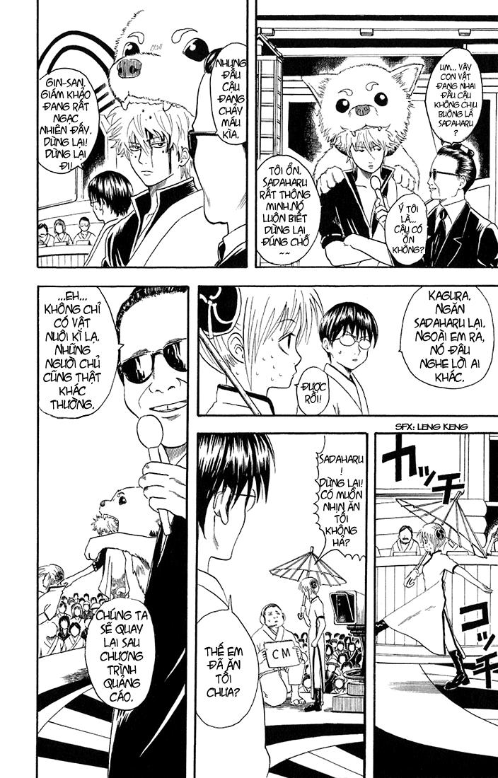 Gintama Chap 20 page 8 - Truyentranhaz.net