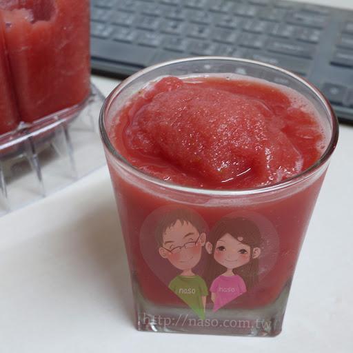 【naso大分享】小太陽TM-770 完全不加水西瓜冰沙