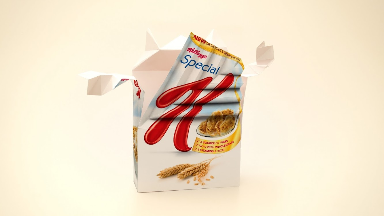 "Kellogg's Special K — ""The Box"""