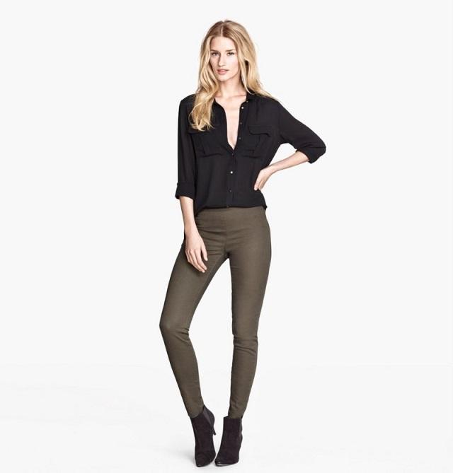 #鉚釘的溫柔氣質: Linda Vojtová 經典呈現 H&M 2013 Fall Lookbook! 8